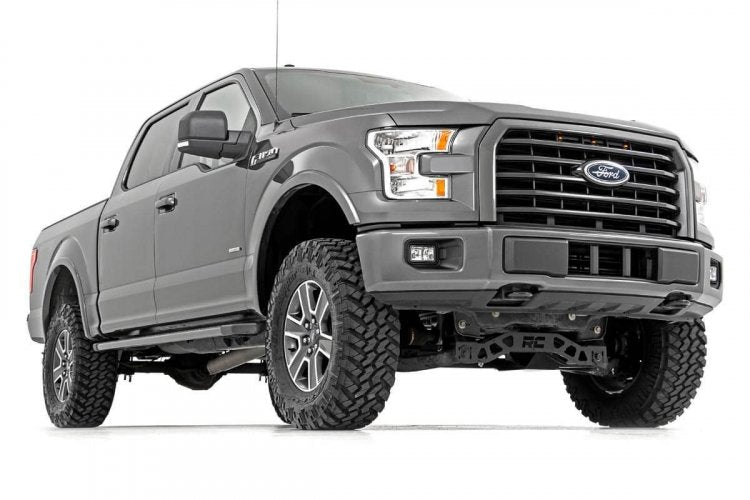"4"" FORD F150 SUSPENSION LIFT KIT (15-20 F-150 4WD)"