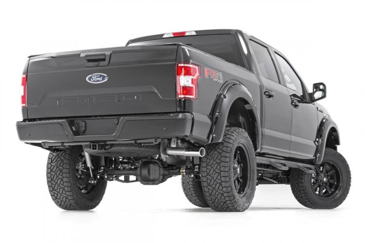 "6""  FORD F150 SUSPENSION LIFT KIT (15-20 F-150 4WD)"