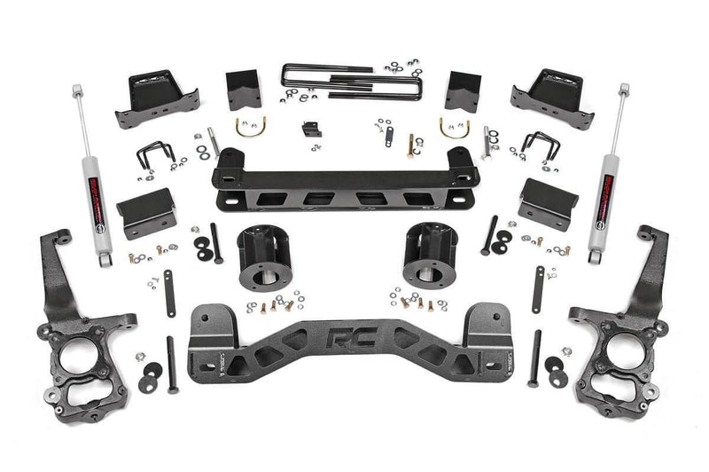 "6"" Ford F-150 SUSPENSION LIFT KIT (15-20 F-150 2WD)"