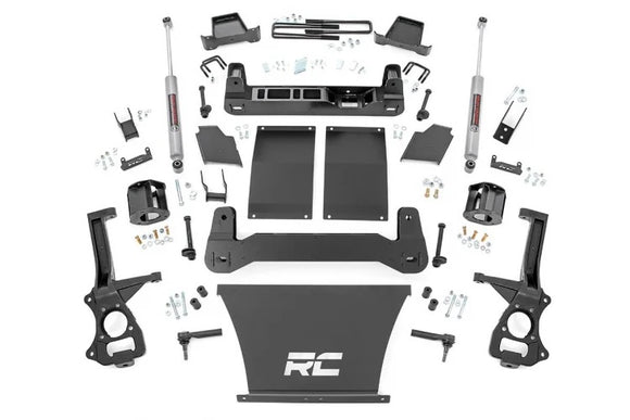 "6"" SUSPENSION LIFT KIT (19-21 CHEVY 1500 PU 4WD/2WD)"