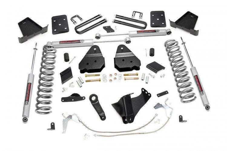 "6"" FORD SUPERDUTY SUSPENSION LIFT KIT (15-16 F-250 4WD)"