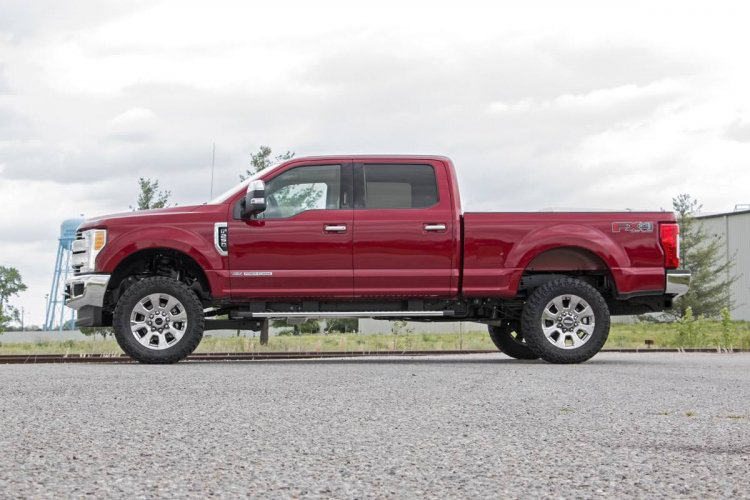 "3"" FORD SuperDuty SUSPENSION LIFT KIT (17-21 F-250 4WD)"