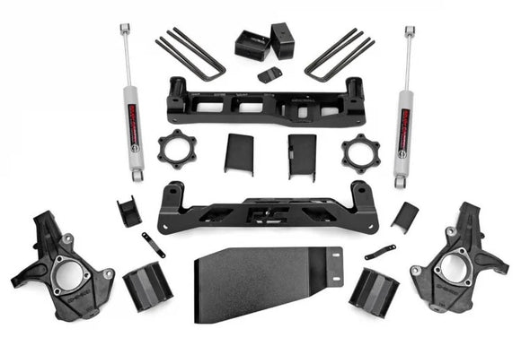 "5"" GM SUSPENSION LIFT KIT (07-13 1500 PU 4WD)"