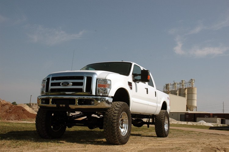 "6"" FORD SUPERDUTY SUSPENSION LIFT KIT (08-10 F-250/350 4WD)"