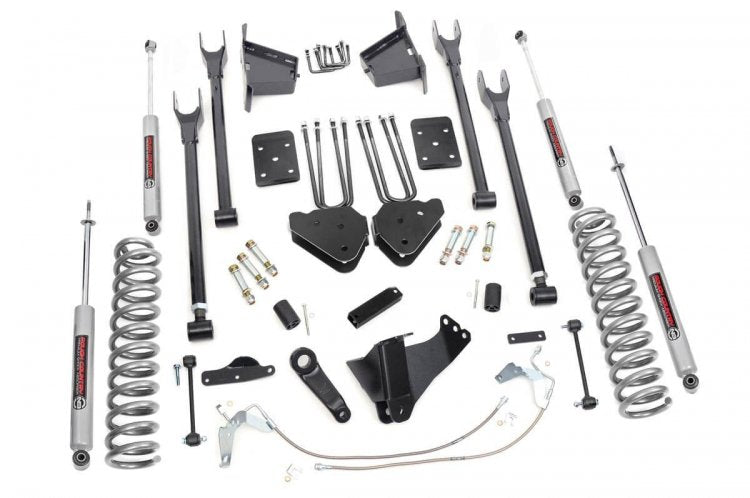 "8"" FORD SUPERDUTY SUSPENSION LIFT KIT 