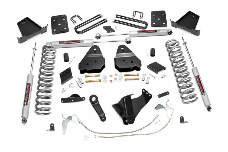 "6"" FORD SUPERDUTY SUSPENSION LIFT KIT (11-14 F-250 4WD)"