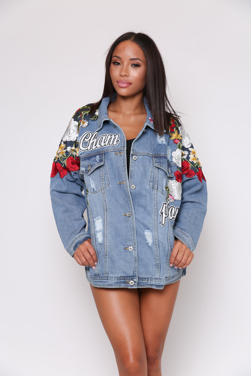 Flower Child Jacket