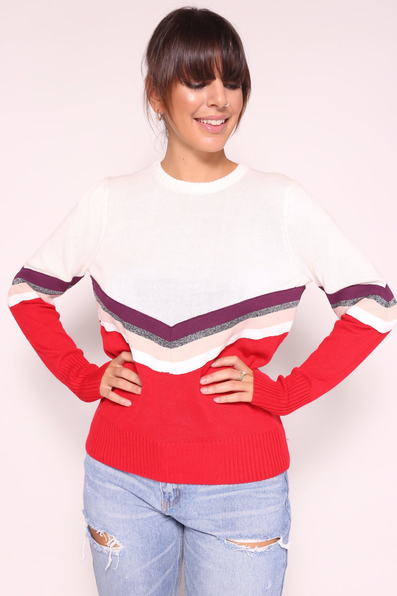 Davenport Sweater