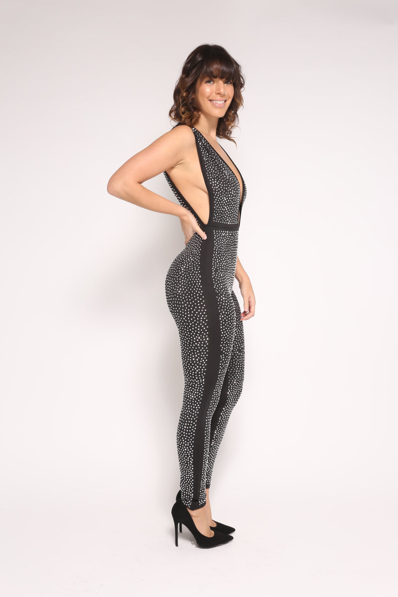 Double Take Jumpsuit