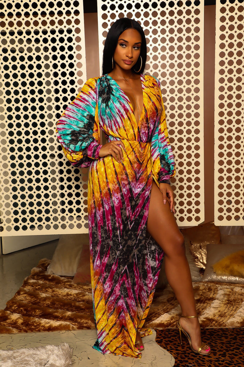 The Chaka Dress