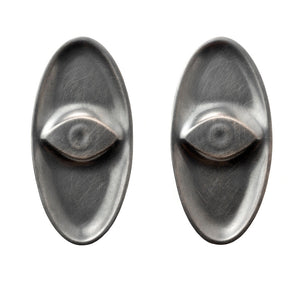 Amulet Earrings, Eye
