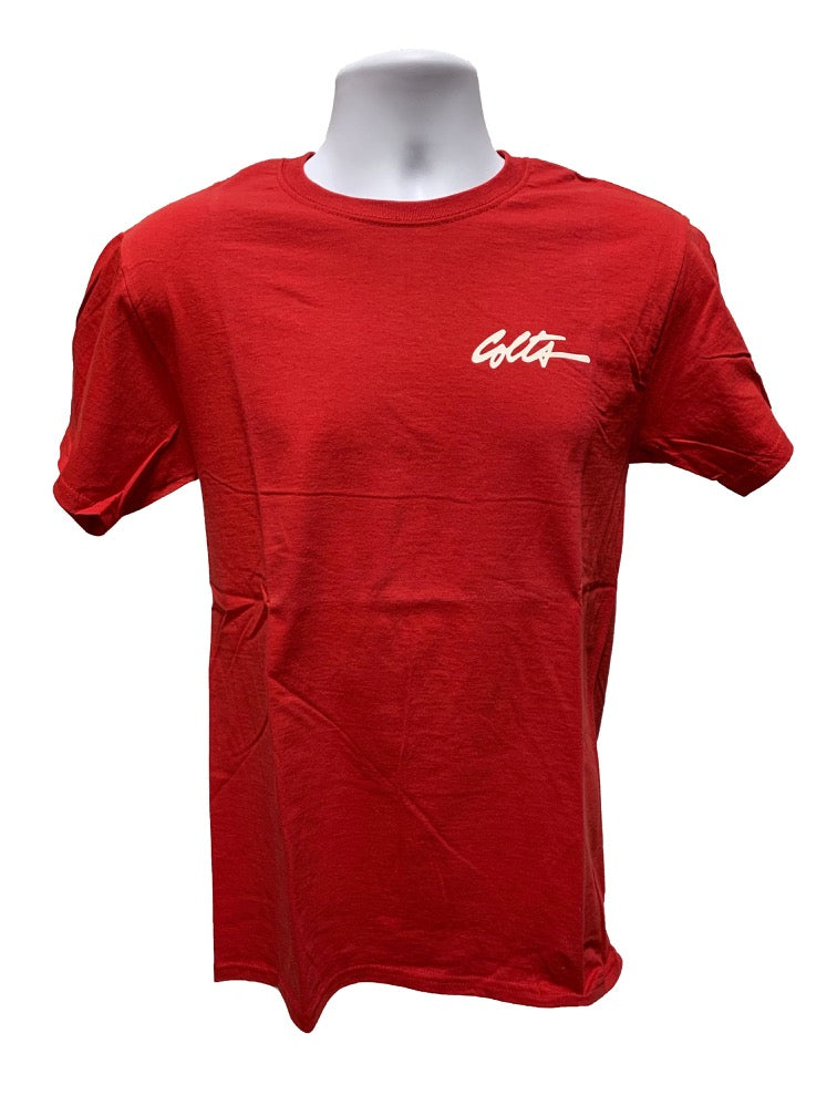 Colts Red Team T-Shirt