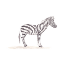 Afbeelding in Gallery-weergave laden, Safari - Zebra muursticker - LM Baby Art