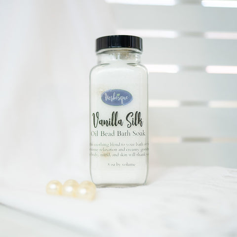 Vanilla & Silk Bath Soak