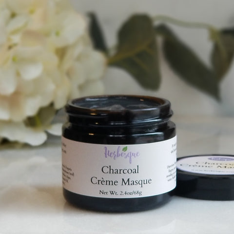 Charcoal Creme Masque