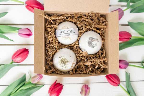 Bath Bombs- 3 scents!