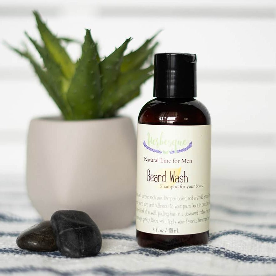 Beard Wash (Shampoo)