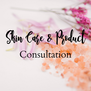 Skin Care & Product Consultation
