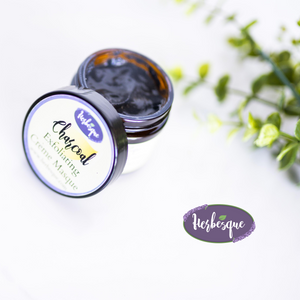 Charcoal Exfoliating Creme Masque