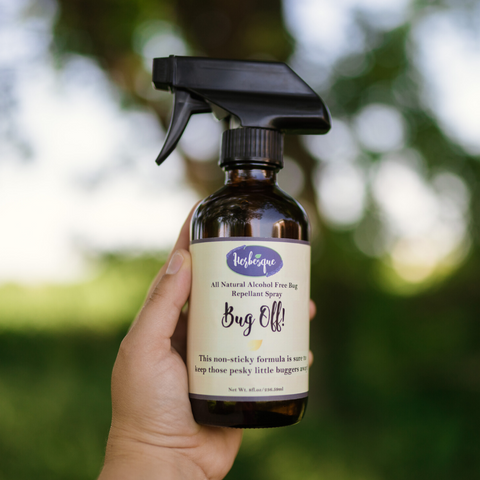 Bug Off! {Natural Bug Repellent Line}  -Sprays / Roll On / Diffuser Blend-