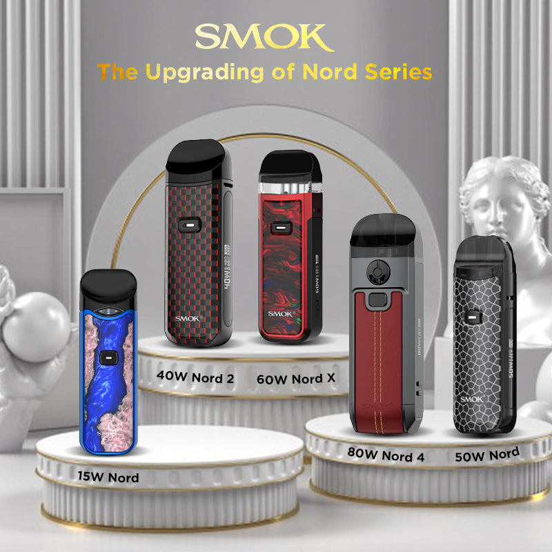 Overview of All SMOK Nord Series | Preview Smok_nord_series_800-800