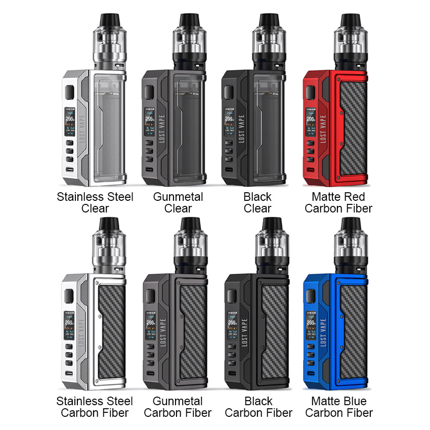 Review: Lost Vape Thelema Quest 200W Starter Kit with UB Pro Pod Tank LostvapeThelemaQuestKit_1