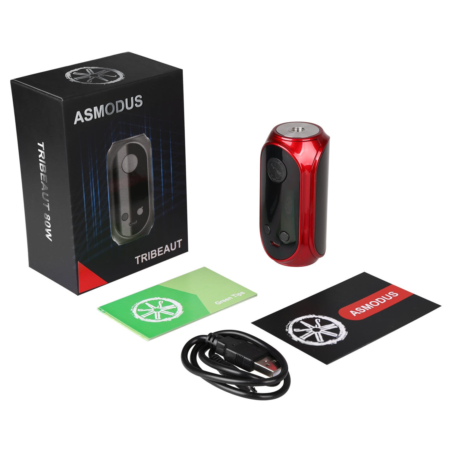 [Vape Flash Sale] ASMODUS Tribeaut 80W Box Mod