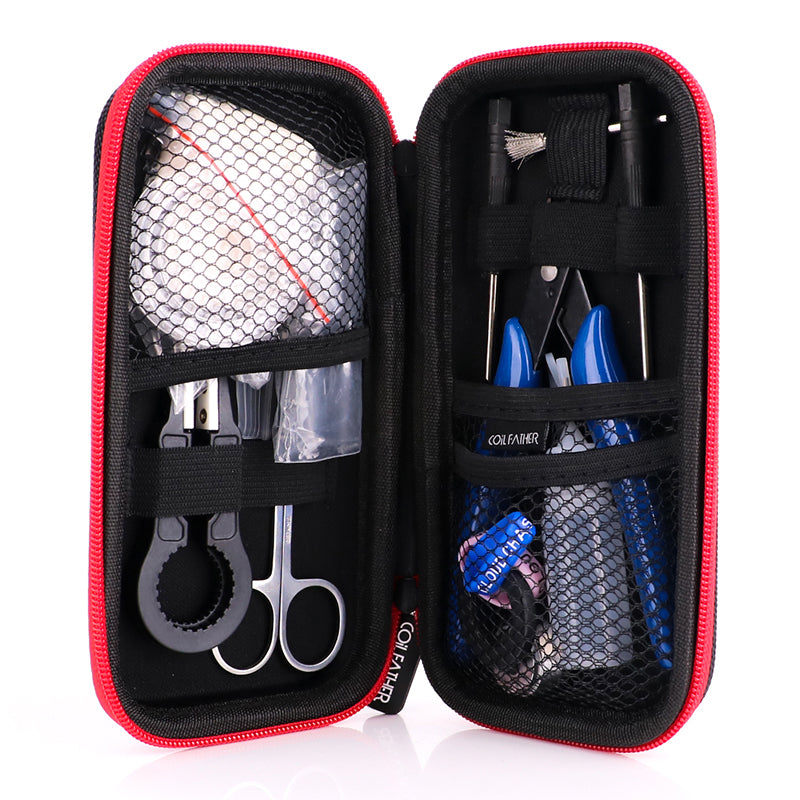 Coil Father X6S Vape Tool Kit