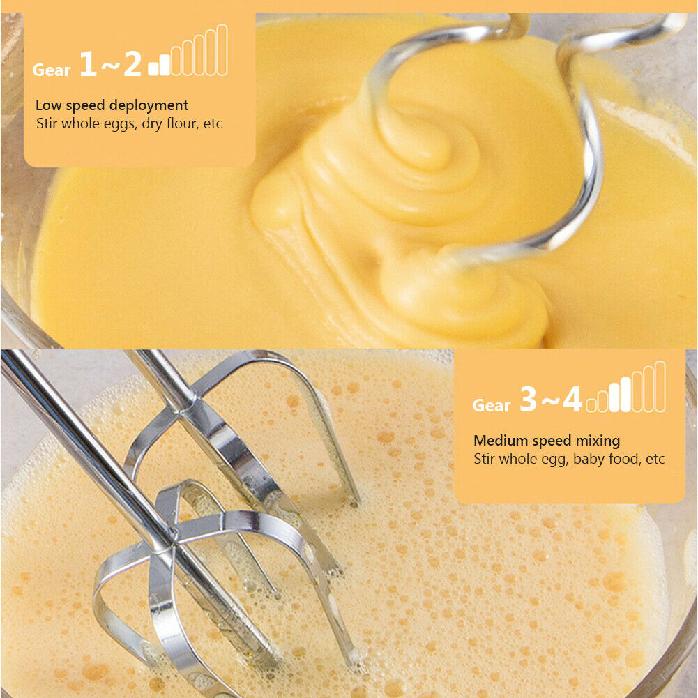 Electric Food Mixer EU Plug