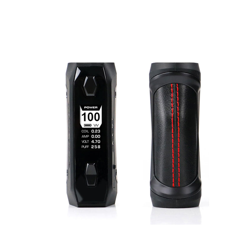 [Special Offer]Geekvape Aegis Solo 100W Box Mod & ThunderHead Creations Tauren Solo RDA & G-TASTE Preloaded Cotton