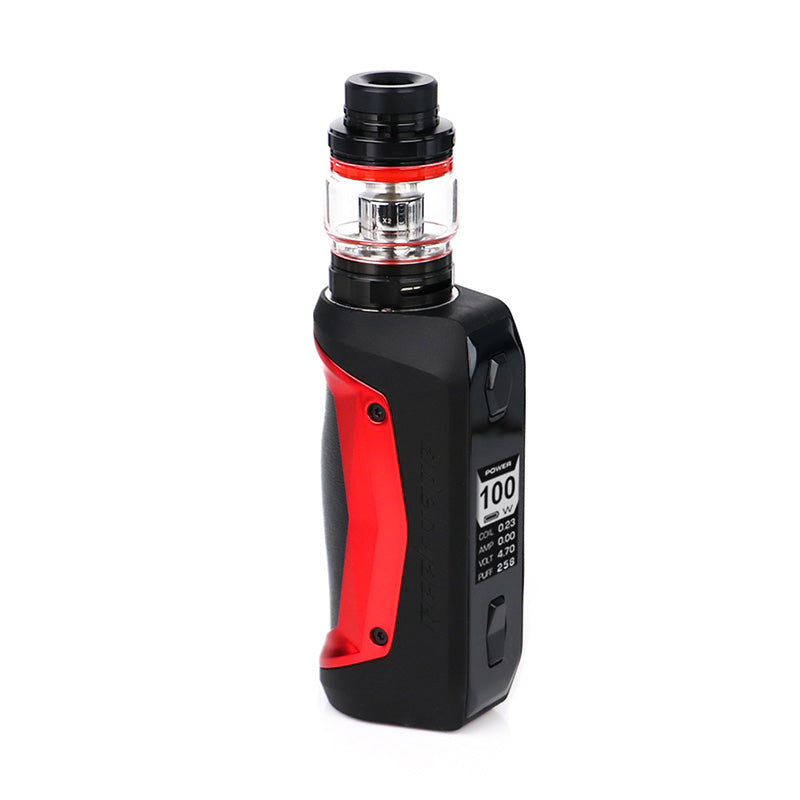 [EU Warehouse-1] Geekvape Aegis Solo 100W Kit with Cerberus Tank