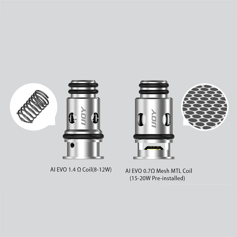 IJOY AI EVO Replacement Coils 5pcs