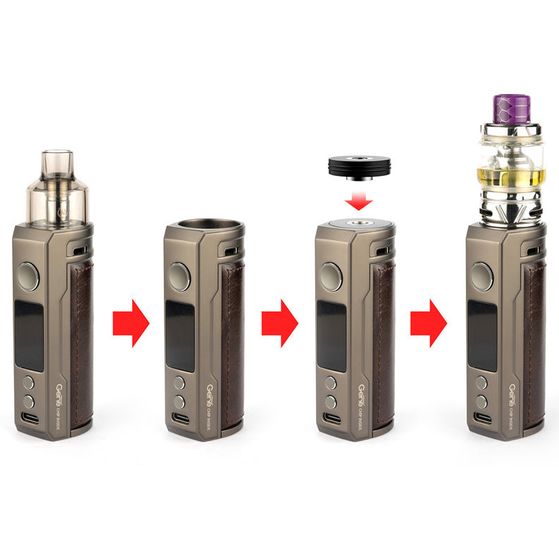 REEVAPE RUOK 510 Adapter for Voopoo Drag S/ Voopoo Drag X