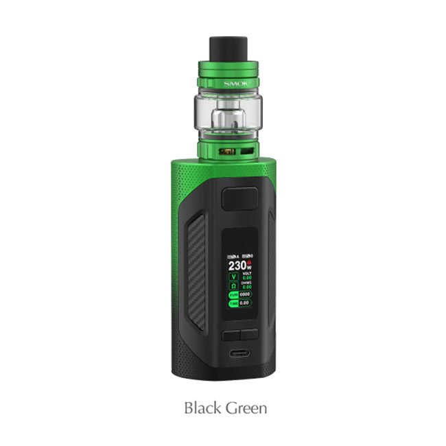 SMOK Rigel 230W Starter Kit with TFV9 Sub Ohm Tank