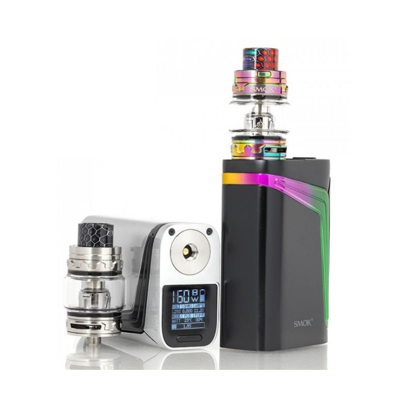 Smok V-FIN 160W TC Kit with TFV12 Big Baby Prince 8000mAh