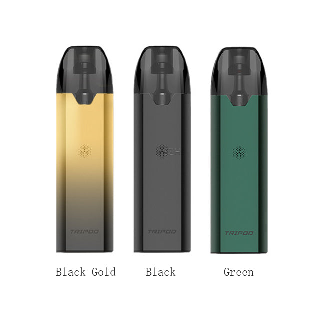 Uwell Tripod Pod System Kit with Charging Case 1000mAh