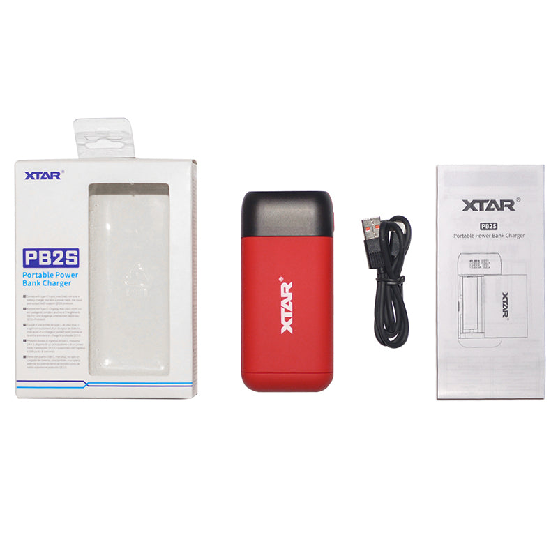 XTAR PB2S Type-C Dual-role Charger
