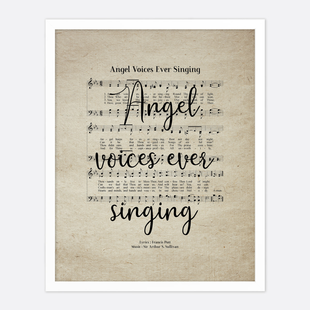 Angel Voices Ever Singing