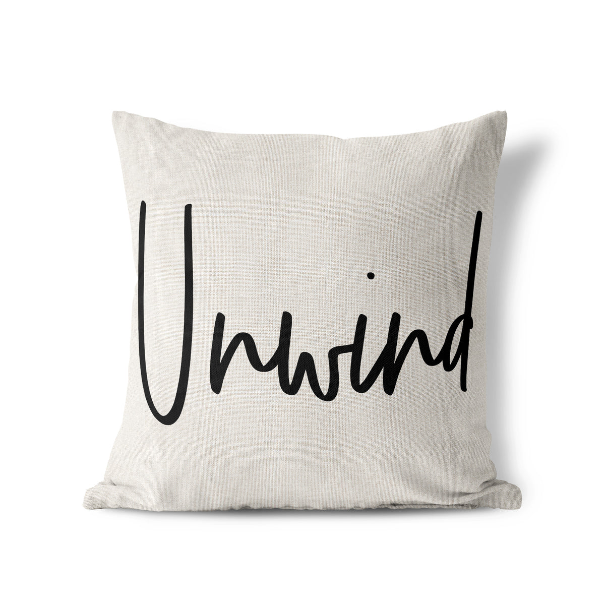 Unwind - Pillow Cover