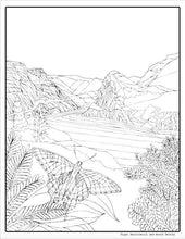 Load image into Gallery viewer, Yosemite Coloring Book PDF Download