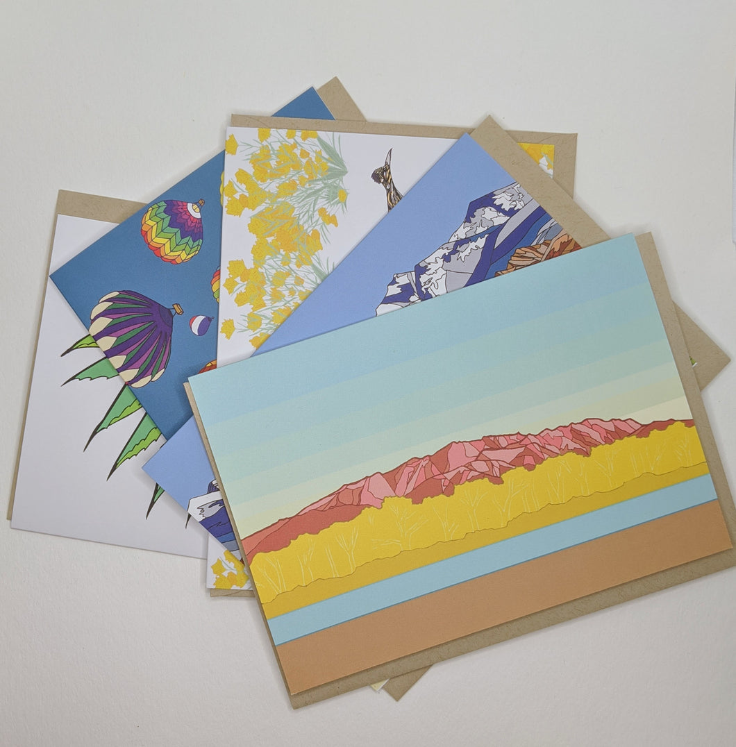New Mexico Greeting Cards