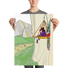 Load image into Gallery viewer, Portaledge Poster