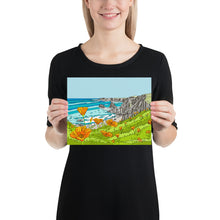 Load image into Gallery viewer, California Poppies Poster