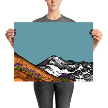 Load image into Gallery viewer, Koip Peak Poster