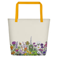 Load image into Gallery viewer, California Wildflower Bag