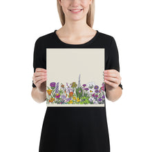 Load image into Gallery viewer, California Wildflower Poster