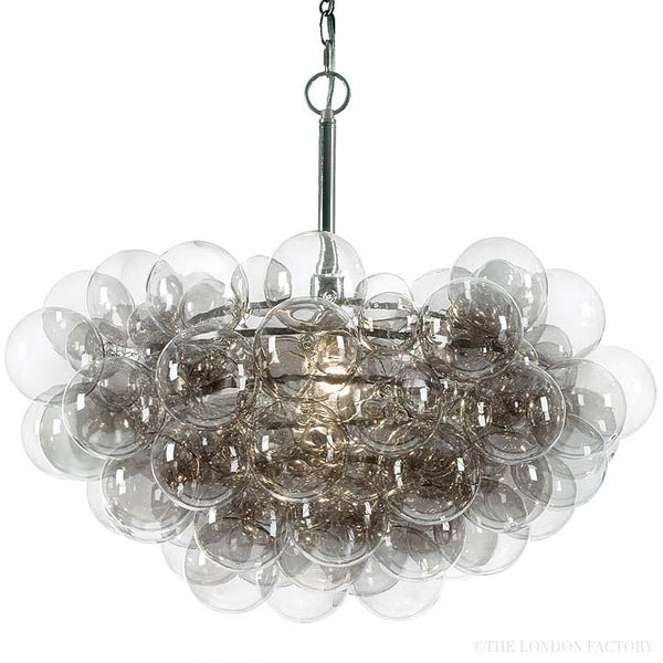 Oviedo Bubbles Glass Chandelier