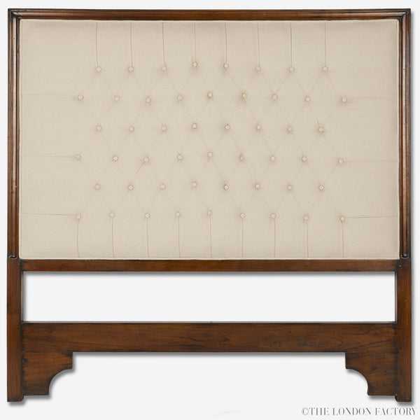 French Tufted | Upholstered | Headboard