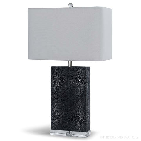 Barcelona Shagreen Table Lamp