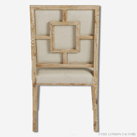 Castille Carved Dining Chair